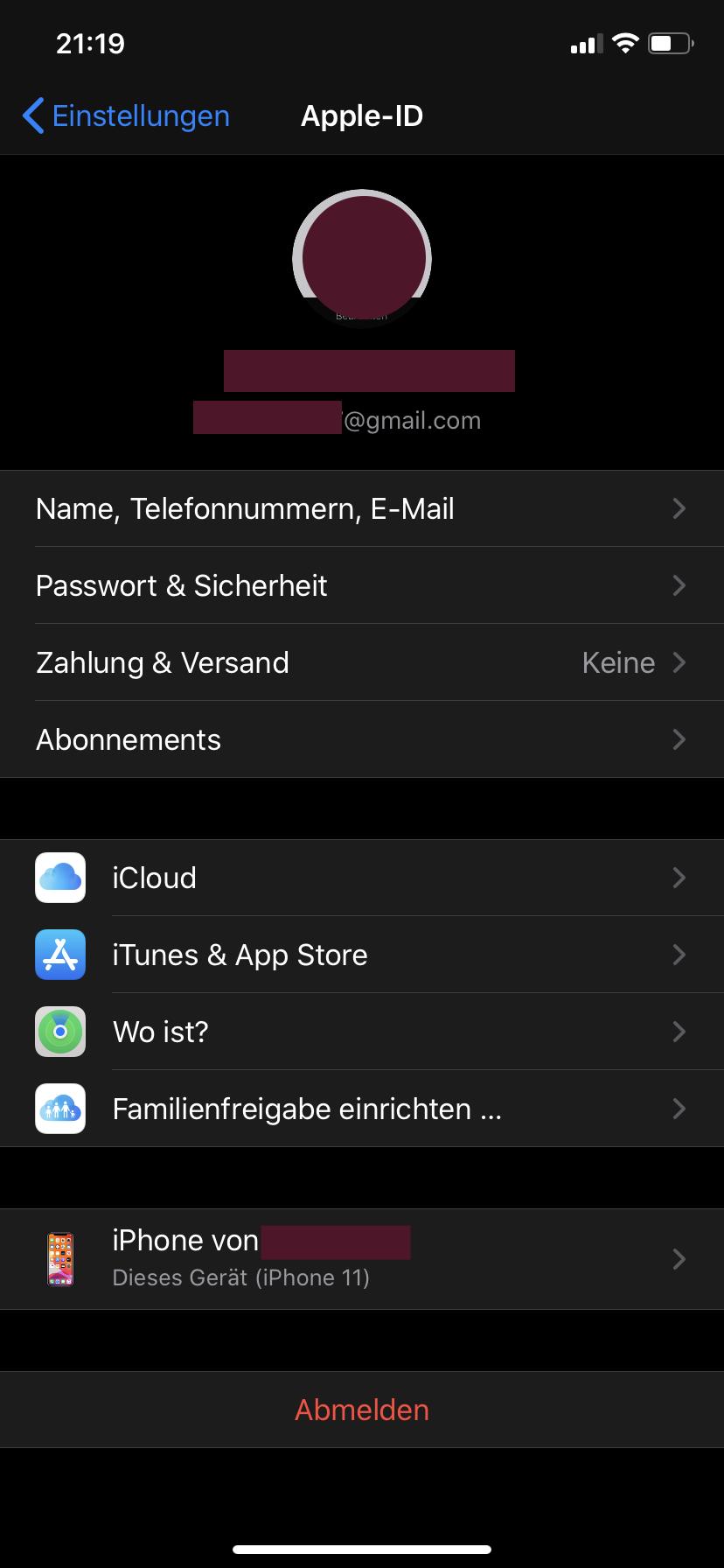 Wie ändere ich mein Apple-ID Profilbild? - Apple Community