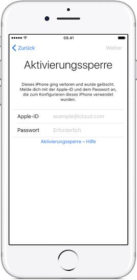 Id aktivierungssperre umgehen apple Unlock iCloud