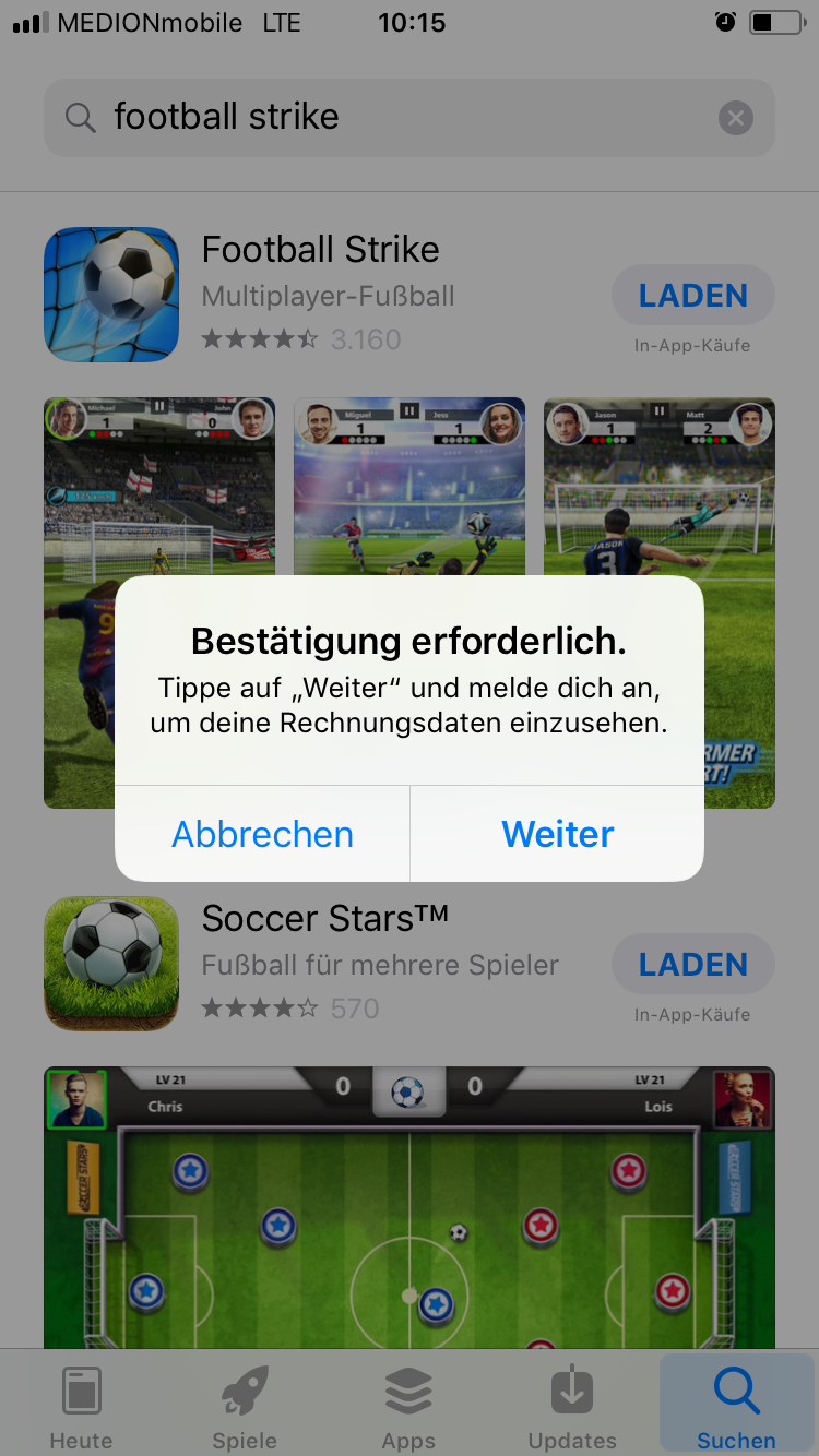 Apps Werden Nicht Heruntergeladen