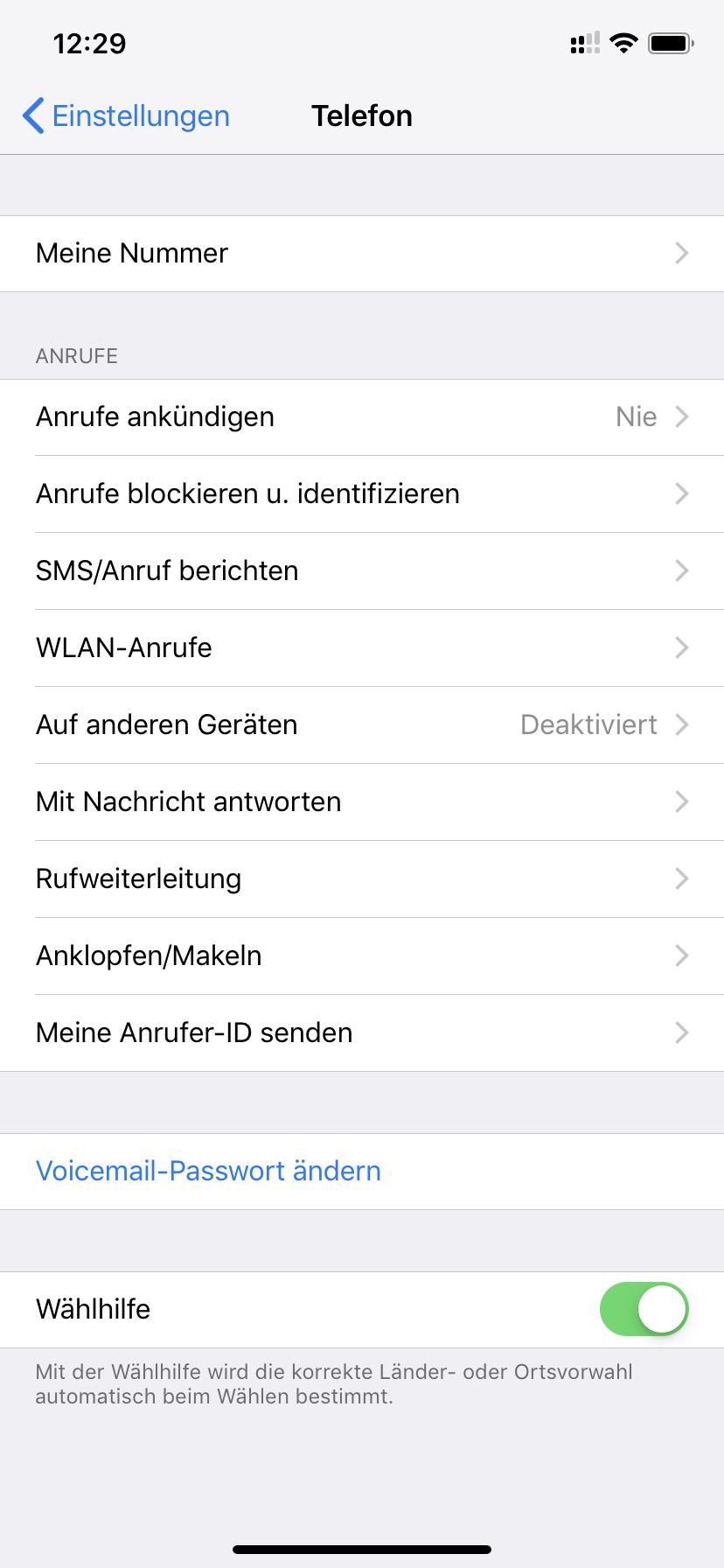 Pin Der Sim Karte ändern.Iphone Xr Sim Pin Funktion Nicht Angeze Apple Community